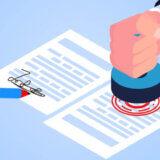 【ひな形あり】特許権、特許を受ける権利の譲渡契約の各条項について